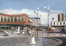 The Gnarly Market öppnar i Vällingehus