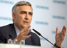 Siemens setter ny overskuddsrekord i første kvartal