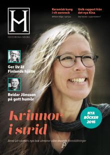 Höstens böcker från Historiska Media. Bläddra i hela årets utgivningskatalog!