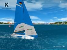 Am 5. und 7. Mai wird vor Kiel gesegelt. Virtuelle Regatten auf J70 Jachten zum Mitmachen.