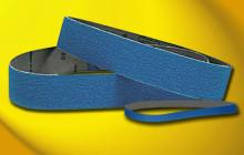 Flexovit SY674 schuurbanden voorzien van nieuwe technologie speciaal voor RVS/metaal