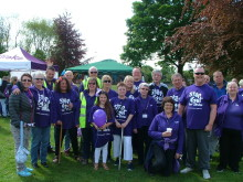 ​Step Out in Scunthorpe to support stroke survivors