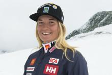 Lisa Blomqvist avslutar karriären