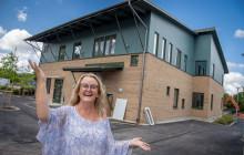 Nu inviger vi Eken - Lunnaskolans nya skolbyggnad!