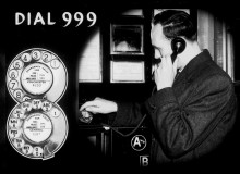 The 999 service is 80 years old today