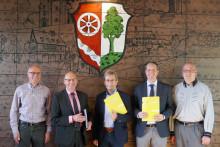 Bayernwerk und Elsenfeld besiegeln Partnerschaft