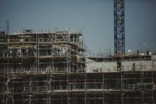Lokalbyggandet tappar fart enligt Industrifakta