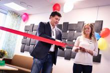 Barn- och ungdomspsykiatrin invigde ny mottagning i Ursviken