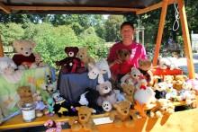 Outdoor-Flohmarkt für den guten Zweck: Kinderhospiz Bärenherz trödelt am Samstag