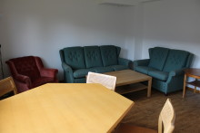 Gemensamt vardagsrum till Värnamostudenter