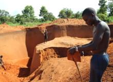 Centralafrikanska republiken: Företag får inte sko sig på konfliktdiamanter