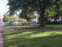 Pressinbjudan: Nu startar ombyggnaden av Frödingsparken