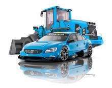 Swecon och Volvo tillbaka i STCC 2013