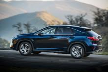 Nya premium-SUV:en Lexus RX får Europapremiär i Frankfurt