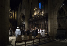 Kick off the festive season with Northumbria University's Carol Service