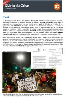 Diário da Crise - 17.03.2016