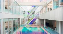 Nu invigs forskningshuset Neo vid Karolinska Institutet