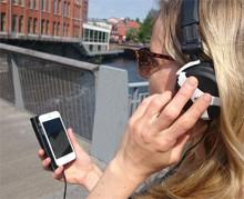 """Invigning av ljudpromenaden """"Tjöta om vatten!"""" i Norrköping på Världsmiljödagen den 5 juni"""