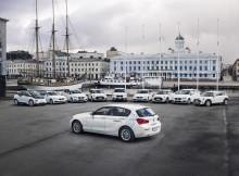 DriveNow expanderar i Skandinavien – Helsingfors får bildelning