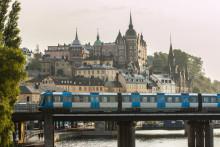 MTR är tredje största privata arbetsgivaren i Stockholm