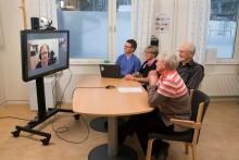 Invigning av virtuellt hälsorum – ett viktigt steg i modern svensk sjukvård