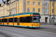 Transdev försvarar kontraktet för Norrköpings stadstrafik