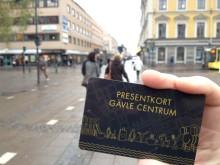 Malmös och Gävles elektroniska presentkort knyter konsumenten till stadskärnan
