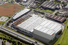 CLAAS puts new high-bay warehouse into operation