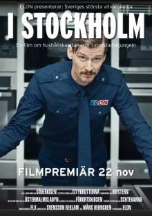 Stockholm i fokus i ELONs nya filmer