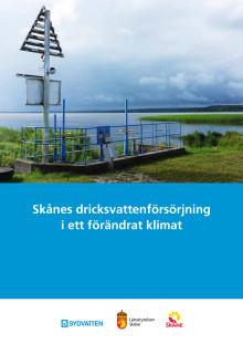 Skånes dricksvattenförsörjning i ett förändrat klimat