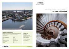 Tyréns byggnadsvård och kulturmiljö
