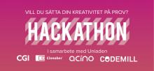 Uniaden-förevent: Kreativt hackathon