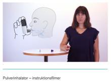 Det ska vara lätt för astma och KOL-patienter att inhalera rätt
