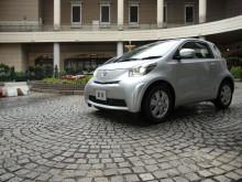 Europapremiär för Toyotas iQ EV