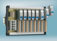 Kompakt säkringsmodul för 24VDC kretsar