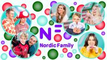Gir rekord-høye strømmetall: Nordic Family topper hos RiksTV/Strim
