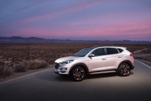Nya Hyundai Tucson har premiär på New York International Auto Show