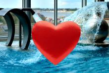 Överraska med spa på Alla Hjärtans Dag!