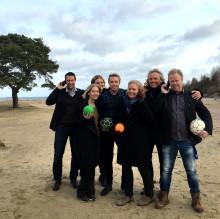 Åhus Beachhandboll valde Weblinks molnväxel