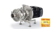Ny pumpserie från Grundfos Hilge får pris