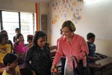 """""""YouthCan!"""": SOS-Kinderdörfer weiten gemeinsam mit thyssenkrupp Elevator Arbeitsplatz-Initiative auf Indien aus, um Jugendlichen ohne familiäres Netzwerk den Weg auf den Arbeitsmarkt zu ebnen"""