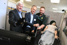 University Hospitals Birmingham, BT and WM5G demonstrate UK's first remote ultrasound over a public 5G network