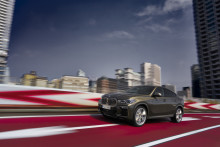 Uusi BMW X6 – suurempi, vahvempi ja näyttävämpi kuin koskaan