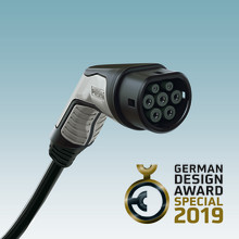 2019 German Design Award for AC charging cables