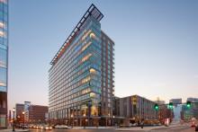 Skanska säljer flerfamiljshus i Boston, USA, för cirka USD 60M, cirka 510 miljoner kronor