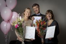 Hjältar i bröstcancervården belönas