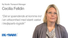 Ny Nordisk Transport Manager hos Ingram Micro