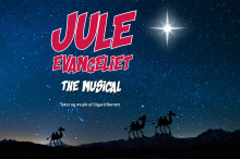 Juleevangeliet – The Musical:  Sigurd Barrett står bag årets julemusical