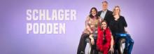 Nya avsnitt av Schlagerpodden