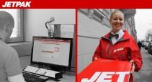 Nye interne telefonnummere i Jetpak Norge
